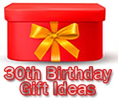 30th birthday gift ideas - Other