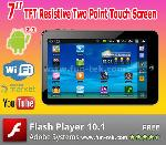 Android 2.2 tablet 7'' - clean and fantastic view with 7-inch screen  - Technology - Electronics