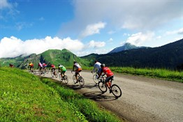 Morzine Cycling on the Col De Joux Plane - Travel
